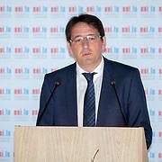 LUX/Luxembug/20180524 - Staatbezoek Luxemburg 2018 dag 2, minister Mario Grotz