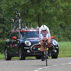 31-08-2017: Wielrennen: Boels Ladies Tour: Roosendaal  <br />Ellen van Dijk