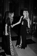 CRESSIDA BONAS; GEORGIA FORBES, Alexander McQueen: Savage Beauty Gala, Victoria and Albert Museum, and A. 12th March 2015