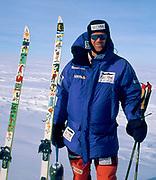 Borge Ousland, Norwegian polar traveller