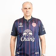 THAILAND - JUNE 26: Head Coach Bozidar Bandovic of Buriram United on June 26, 2019.<br /> .<br /> .<br /> .<br /> (Photo by: Naratip Golf Srisupab/SEALs Sports Images/MB Media Solutions)