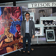 Johny Pach arrives at Tresor Paris In2ruders - launch at Tresor Paris, 7 Greville Street, Hatton Garden, London, UK 13th September 2018.