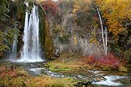 Spearfish Falls of Autumn Days