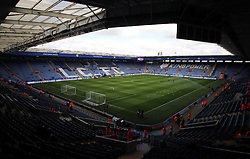 General view of the King Power Stadium - Mandatory by-line: Jack Phillips/JMP - 17/04/2016 - FOOTBALL - King Power Stadium - Leicester, England - Leicester City v West Ham United - Barclays Premier League