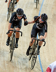 UCI Track Cycling World Cup Hong Kong 2019, Qualifiers - 26 January 2019