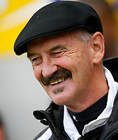 Photo: Steve Bond.<br /> Leicester City v Barnsley. Coca Cola Championship. 27/10/2007. Frank Burrows in temporary charge