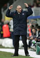 Fotball<br /> Frankrike<br /> Foto: Dppi/Digitalsport<br /> NORWAY ONLY<br /> <br /> FOOTBALL - FRENCH CUP 2006/2007 - 1/4 FINAL - FC SOCHAUX v PARIS SG - 28/02/2007 - PAUL LE GUEN (PSG COACH)