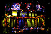 Tom Petty and the Heartbreakers performing at Verizon Wireless Amphitheater in St. Louis on July 18, 2010.