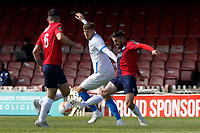 Richie Bennett. York City 0-1 Stockport County. Pre Season Friendly. 19.9.20