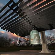The International Friendship Bell in Oak Ridge, Tennessee. Nathan Lambrecht/Journal Communications