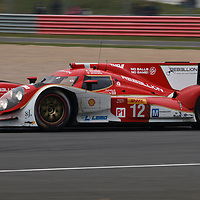 #12, R-One, Rebellion Racing (drivers: Beche/Heidfeld/Prost), LMP1, at Silverstone 6h, 2014