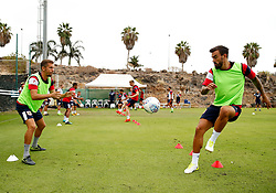 Marlon Pack of Bristol City trains with Gary O'Neil - Mandatory by-line: Matt McNulty/JMP - 21/07/2017 - FOOTBALL - Tenerife Top Training Centre - Costa Adeje, Tenerife - Pre-Season Training