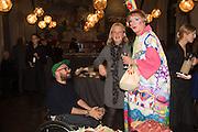 RYAN GANDER; LOUISA BUCK; GRAYSON PERRY Ai Weiwei, Royal Academy, Piccadilly. London.  15 September 2015.