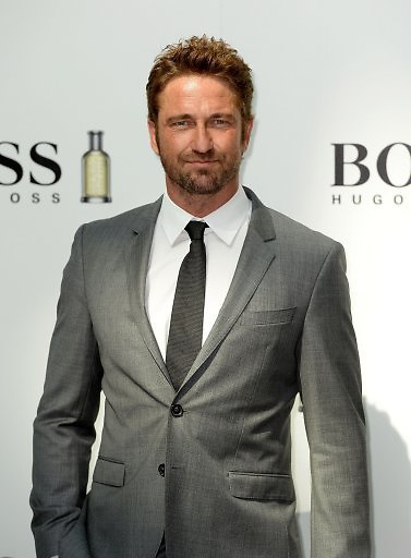 Gerard Butler during a launch event for Boss Bottled at Westfield Shopping Centre, Shepherds Bush, London.