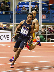 The 108th Millrose Games Track & Field: Men's Club Sprint Medley Relay, CPTC