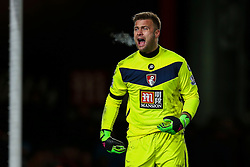Artur Boruc of Bournemouth shouts to his defence - Mandatory by-line: Jason Brown/JMP - Mobile 07966 386802 01/03/2016 - SPORT - FOOTBALL - Bournemouth, Vitality Stadium - AFC Bournemouth v Southampton - Barclays Premier League