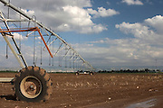 Watering Robot at a Kibbutz