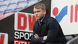 Peterborough United Manager Grant McCann - Mandatory by-line: Joe Dent/JMP - 13/01/2018 - FOOTBALL - DW Stadium - Wigan, England - Wigan Athletic v Peterborough United - Sky Bet League One