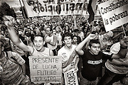 Protest to the Congress, Spanish 15M Movement