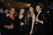 TRACEY MITCHELL; HOPE WYATT; ROSIE WHITTAKER; GINA MITCHELL, The Gentlemen's Journal Autumn Party, in partnership with Gieves and Hawkes- No. 1 Savile Row London. 3 October 2013