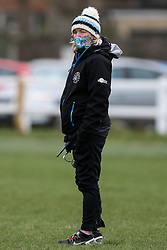 Exeter Chiefs Women head coach Susie Appleby - Mandatory by-line: Arron Gent/JMP - 06/03/2021 - RUGBY - Twyford Avenue - Acton, England - Wasps FC Ladies v Exeter Chiefs Women - Allianz Premier 15s