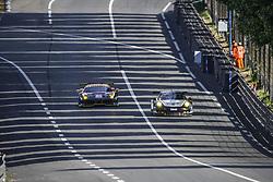 June 4, 2017 - Le Mans, France - 88 DEMPSEY PROTON RACING (DEU) PORSCHE 911 RSR (991) LMGTE AM NICHOLAS YELLOLY (GBR) STEPHANE LEMERET (BEL) CHRISTIAN RIED  (Credit Image: © Panoramic via ZUMA Press)