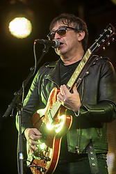 The Lightning Seeds Ian Broudie on the main stage. Saturday at Party at the Palace 2017, Linlithgow.