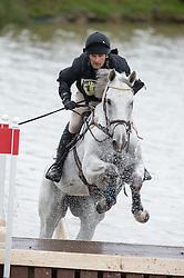 Lundin Johan (SWE) - Johnny Cash<br /> Cross Country - CCI4* <br /> Mitsubishi Motors Badminton Horse Trials 2014 <br /> © Hippo Foto - Jon Stroud