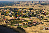 Boise Foothills from Table Rock