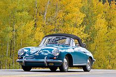 120- 1963 Porsche Carrera 2 Cabriolet