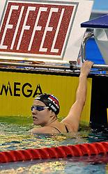 07-04-2011 ZWEMMEN: SWIMCUP: EINDHOVEN.Tanja Smid SLO.©2011 Ronald Hoogendoorn Photography /  Sportida.com