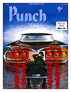 Punch cover 19 October 1960