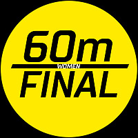 60m Final Women