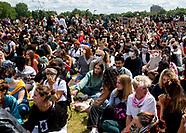 Black lifes Matter Hyde Park London