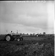 26/11/1964.11/26/1964.26 November 1964.Presentation of new Ford tractors at Lyons Estate Celbridge.