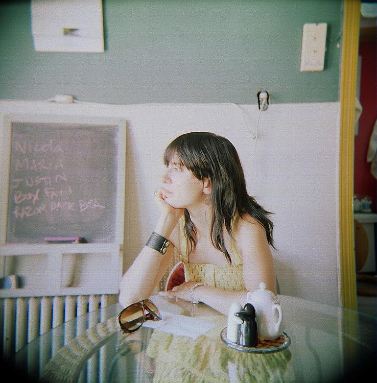 Rossana, Williamsburg, Brooklyn, 2008