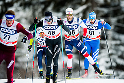 December 16, 2017 - Toblach, ITALY - 171216 Martin Johnsrud Sundby of Norway competes in men's 15km interval start free technique during FIS Cross-Country World Cup on December 16, 2017 in Toblach..Photo: Jon Olav Nesvold / BILDBYRN / kod JE / 160104 (Credit Image: © Jon Olav Nesvold/Bildbyran via ZUMA Wire)