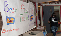 NH JAG's Best Pizza in Town contest at Laconia High School February 24, 2011.