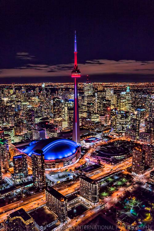 Entertainment District, Downtown Toronto