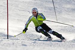 29.10.2010, Moelltalergletscher, Flattach, AUT, DSV, Deutscher Ski Verband, Slalom Training, im Bild Fritz Dopfer, EXPA Pictures © 2010, PhotoCredit: EXPA/ J. Groder