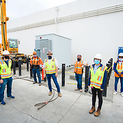 EDF UPS Installation 2020