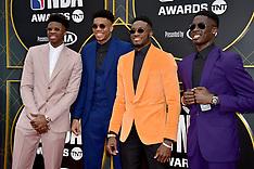 2019 NBA Awards - 24 June 2019