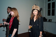 YASMINE SHAHMIR, 30 Years Of i-D - book launch. Q Book 5-8 Lower John Street, London . 4 November 2010. -DO NOT ARCHIVE-© Copyright Photograph by Dafydd Jones. 248 Clapham Rd. London SW9 0PZ. Tel 0207 820 0771. www.dafjones.com.