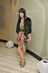 ANNABELLE NEILSON at the second night of the Tomodachi (Friends) Charity Dinners hosted by Chef Nobu Matsuhisa in aid of the Japanese committee for UNICEF held at Nobu Berkeley, Berkeley Street, London on 5th May 2011.