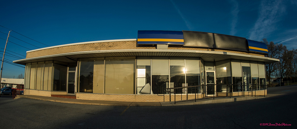 The building that housed The Vitamin Shoppe and other businesses at 2365 MacArthur Road is vacant in Whitehall Twp., Lehigh County, Pa.. Picture made November 26, 2019. Donna Fisher Photography, LLC