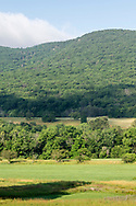 Cornwall, N.Y. - Schunnemunk Mountain view on the morrning of July 12, 2019.