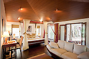 Luxury accomodation at a hotel near Kovalam and Trivandrum (Thiruvananthapuram), Kerala, India