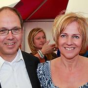 NLD/Amsterdam/20110618 - Amsterdamdiner 2011, Ab Klink en partner