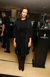 CHARLOTTE STOCKDALE at a lunch hosted by Fawaz Gruosi to celebrate the launch of De Grisogono's latest watch 'Be Eight' held at Nobu, 19 Old Park Lane, London W1 on 30th November 2006.<br /><br />NON EXCLUSIVE - WORLD RIGHTS