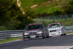 September 6, 2017 - NŸRburgring, Germany - Motorsports: DTM race Nuerburgring, Saison 2017 - 7. Event Nuerburgring, GER.Klaus Ludwig, Johnny Cecotto (Credit Image: © Hoch Zwei via ZUMA Wire)